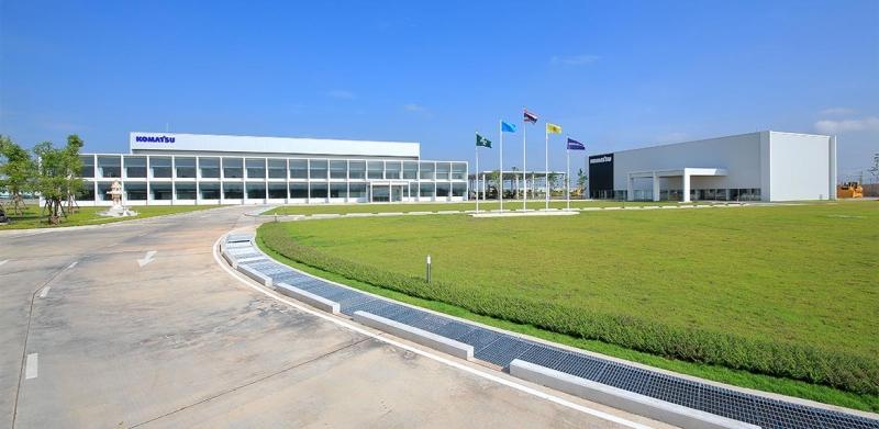 Komatsu R&D Center Project