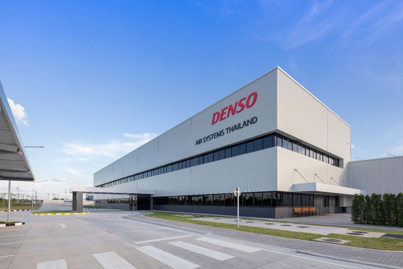 Denso Air System Factory