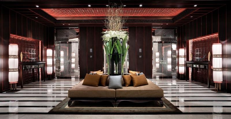 Crowne Plaza Hotel Lumpini Park
